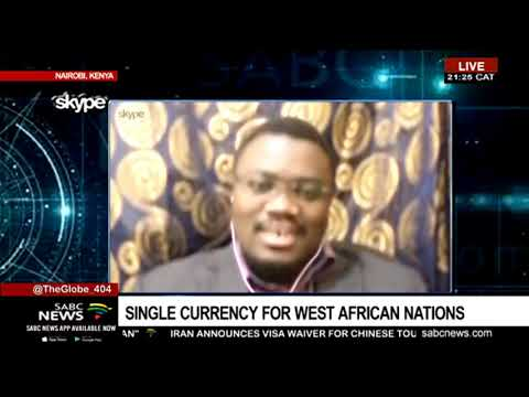 DISCUSSION: Single currency for West African nations