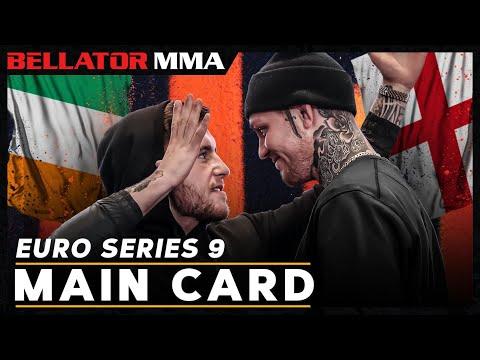 Main Card | Euro Series 9: Gallagher vs. Ellenor