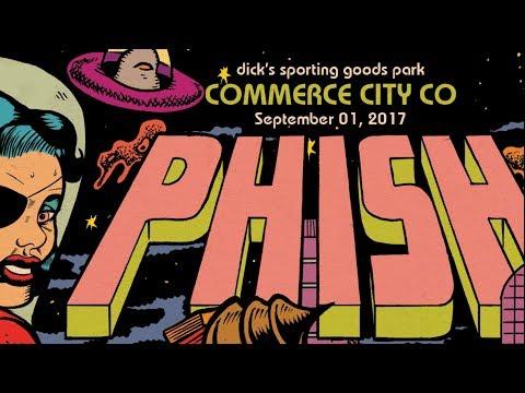 Live from Commerce City, CO 9/1/17 Set I Opener