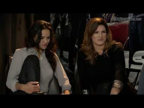 FF6 Part 3: Manila Premiere Michelle Rodriquez & Gina Carano Interview