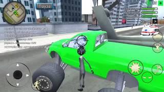 Amazing Crime Strange Stickman | HGames-ArtWorks | Android Gameplay HD