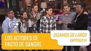 Capítulo 111: Álvaro Espinoza, Ignacia Baeza y Hernán Contreras   Sigamos de Largo