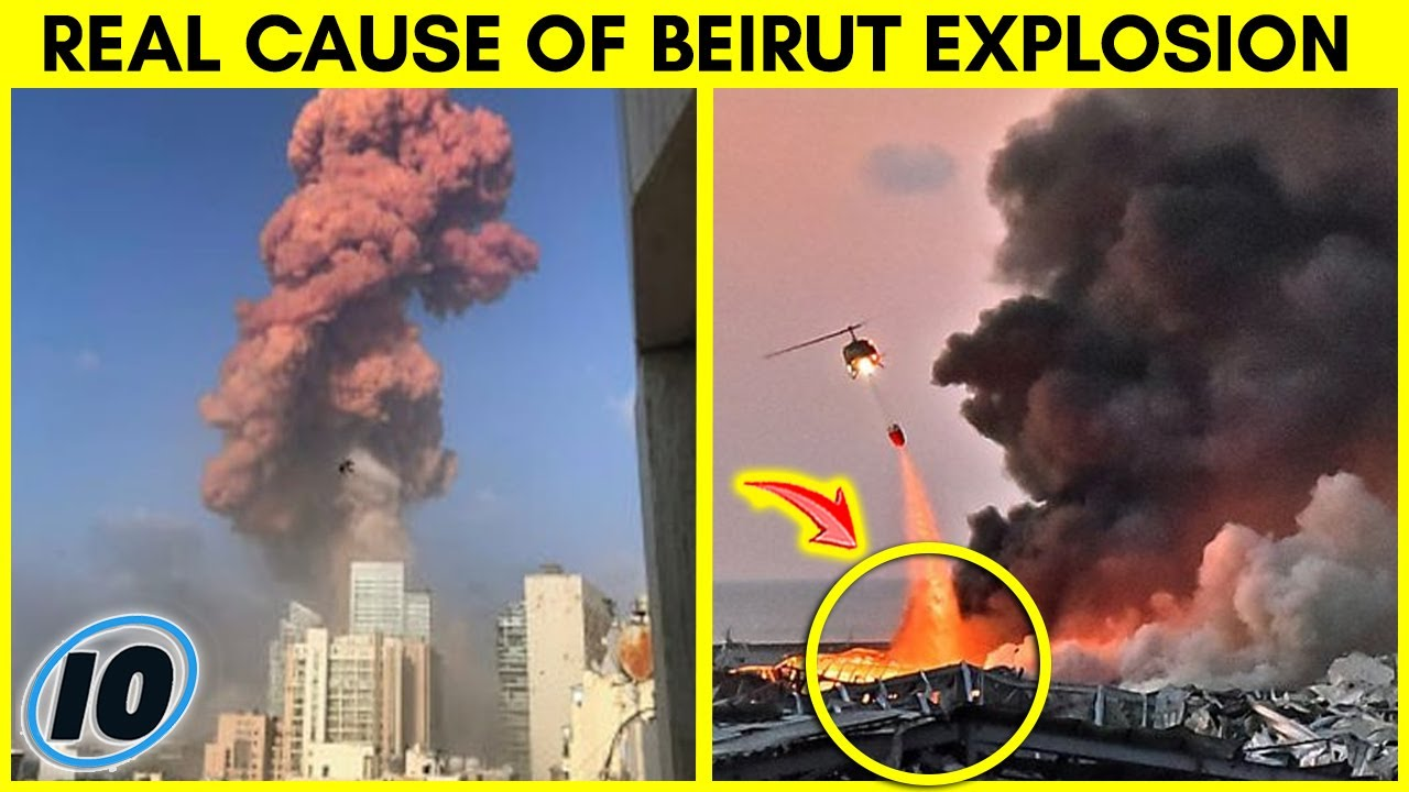 The Real Cause Of The Beirut Explosion
