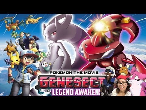 Mewtwo X Genesect Mep Part 1 2 For Metoowhale55900