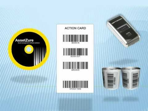 Barcode Asset Management Solution