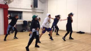 Chris brown ft. Trey songz - songs on 12 play - Lottie Hughes class choreography