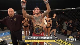 Ryan Spann and Anthony Hernandez Take Home the Hardware | LFA 32 Highlights