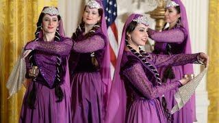 Michelle Obama Hosting Iranian Nowruz At White House, First Lady Celebrates Nowruz