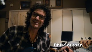 Phil Soussan UNEDITED Learns Songs/Sets Easily with Anytune's Pitch Shifting - UNCUT