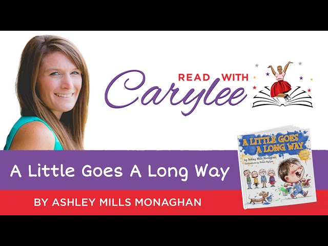 Ashley Mills Monaghan - A Little Goes A Long Way