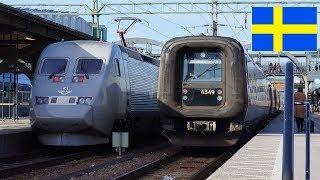 【迷列車で行こう海外編】~負け続けのワルキューレ~ スウェーデン X2000