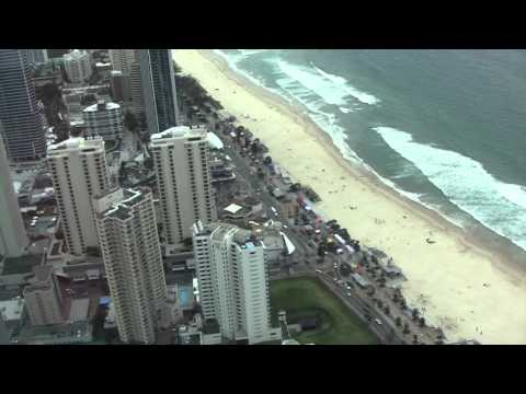 SkyPoint Observation Deck, Q1, Surfers Paradise, Gold Coast, Queensland, Australia - 3rd Sept, 2015