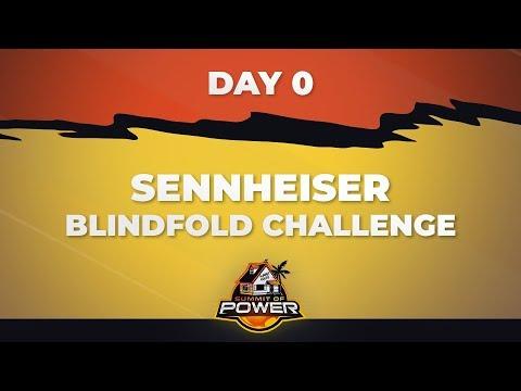 DBFZ Summit of Power Day 0: Sennheiser Blindfold Challenge