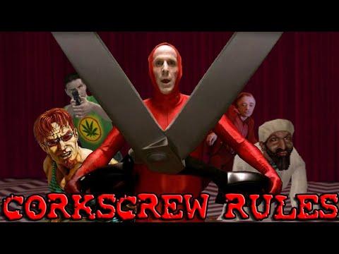 Pro Postal: Corkscrew Rules