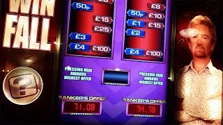 Bell Fruit Drop Zone Fruit Machine £100 Long Play Win