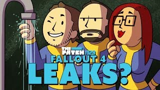 Fallout 4 Leaks Ruin the Game? - The Patch #129