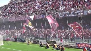 US Salernitana-US Bari 2016/17 (Tifo & Gemellaggio)