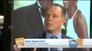 NY Polygraph Examiner Daniel Ribacoff on the TODAY Show