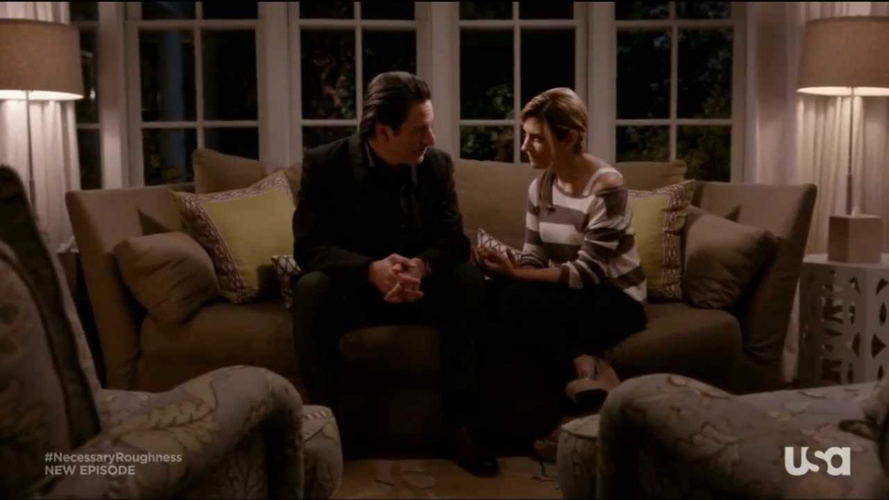 Download Necessary Roughness - 3x08 - Dani and Nico First Scene