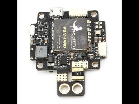 hqdefault f3 v4 flight control board aio 25mw 200mw 600mw switchable  at cos-gaming.co