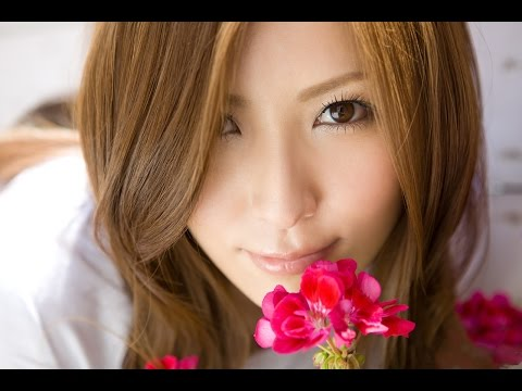 Yuna Shiina - japanese model