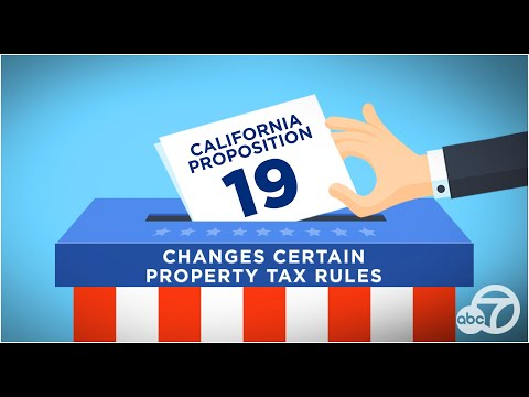 Proposition 19 Explained - Changes Certain Property Tax Rules | ABC7