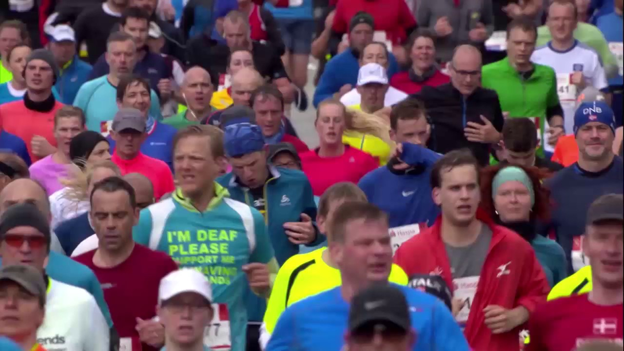 Highlights 2017 Haspa Marathon Hamburg