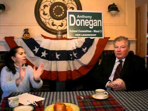 Anthony Donegan Video Profile
