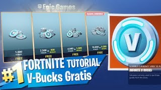 HOW TO GET V-BUCKS FREE [BUG 100% WORKING 2019] Fortnite Battle Royale