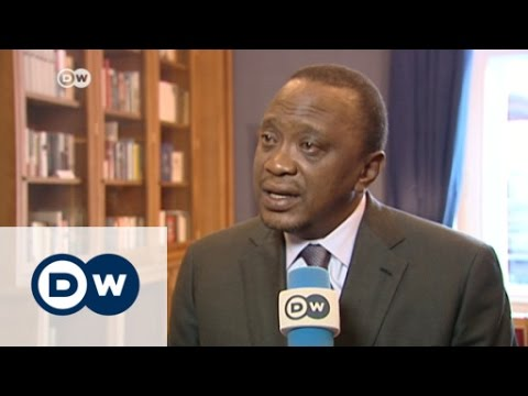 Kenyatta on ICC, investment, terrorism | DW News