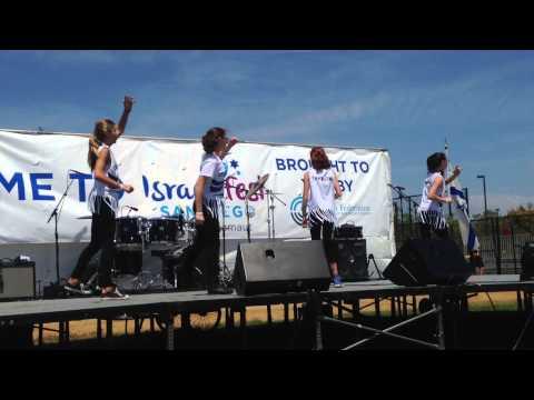2015 Yom Haatzmaout Israel Fest San Diego
