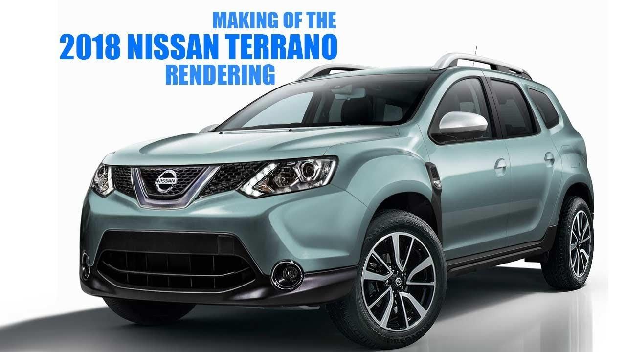 Nissan Terrano 2019 49