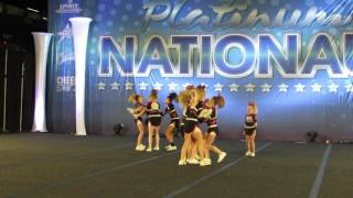 Junior 3 Firestorm Platinum Nationals Reading PA 4/8/17