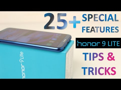 25+ Tips and Tricks of Honor 9 Lite | Special Features