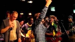 Desmond Foster & Friends-Jah Almighty@Club Rub-A-Dub, Stockholm