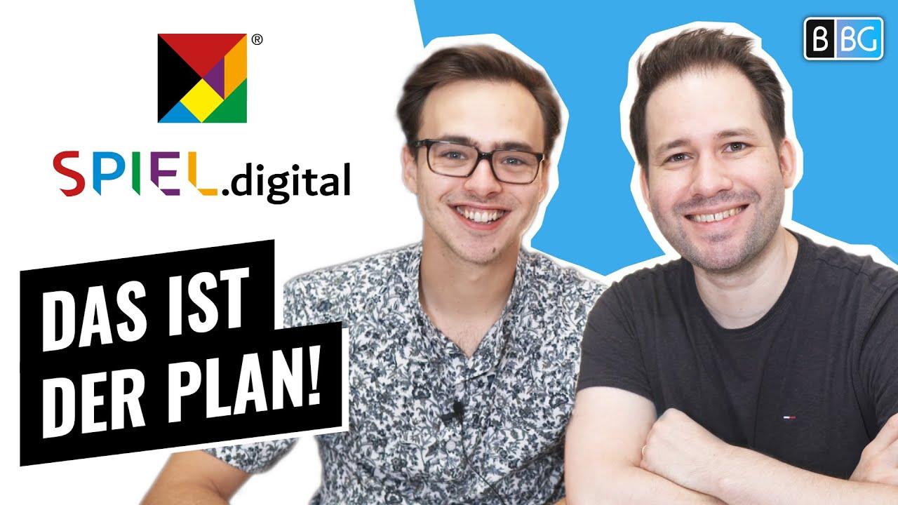 SPIEL.digital - Die größte Brettspiel Messe wird digital. Das erwartet uns!