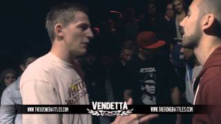 Vendetta 2012 Semifinal: Grizzly vs Nomad