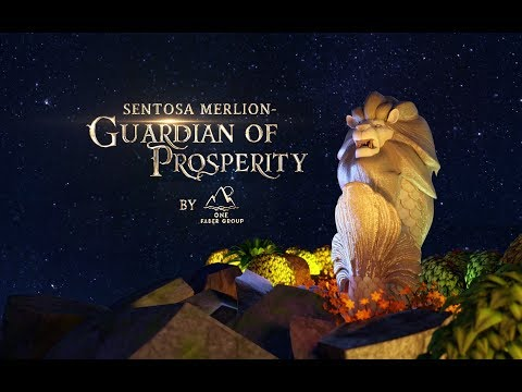 Sentosa Merlion: Guardian of Prosperity