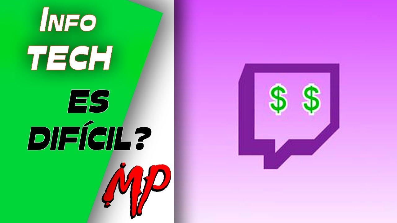 Como gané mis primeros 100€ en Twitch