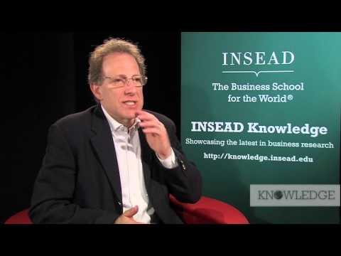 Henry Englehardt, The Founder And CEO Of Admiral On The UK Car Insurance Market