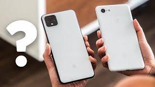 Pixel 4 vs Pixel 3: Don
