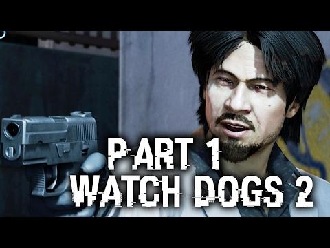 WATCH DOGS 2 HUMAN CONDITIONS Walkthrough Part 1 - Bad Medicine