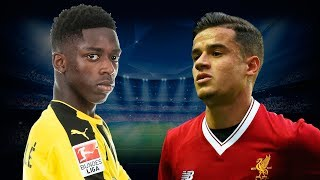 Coutinho VS Dembele - Who is best? STATS