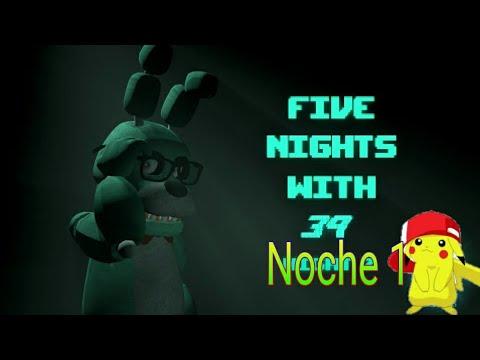 Impedire qué llegue a la otra puerta// Five Night With 39//
