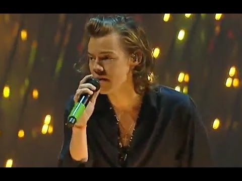 One Direction performing Steal My Girl (Live For The First Time) on Wetten Dass..?