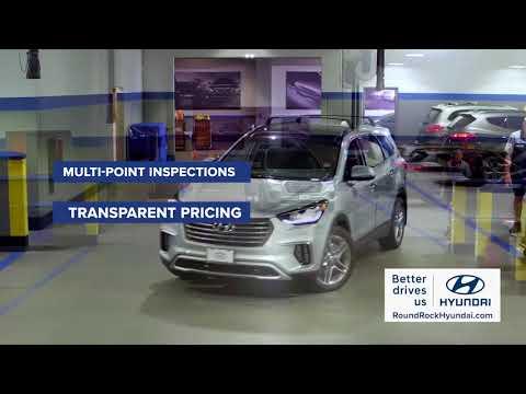 Attractive Round Rock Hyundaiu2014Service   Duration: 31 Seconds.