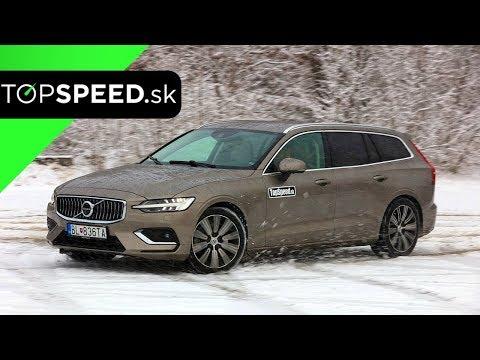 926d13c0e Volvo V60 D4 test - TOPSPEED.sk Alex ŠTEFUCA - YouTube