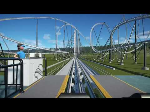 Planet Coaster Launched Coaster