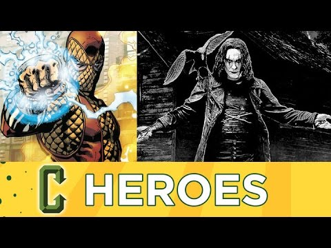The Shocker Joining Spider-Man: Homecoming? Jason Momoa To Lead The Crow? - Collider Heroes