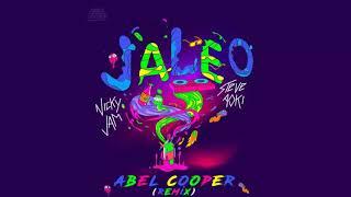 Nicky Jam, Steve Aoki - Jaleo (Abel Cooper Remix) 🔥   Afro House, Tribal, Groove 2018   #JaleoRemix